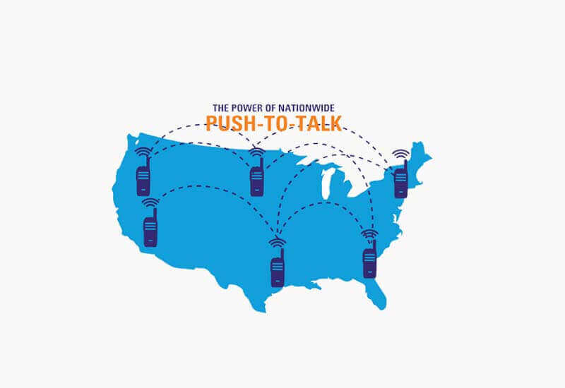 Push-to-Talk Coverage