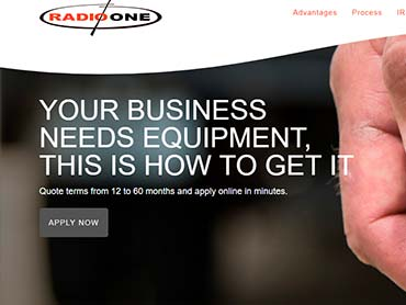 Lease Two-way Radios