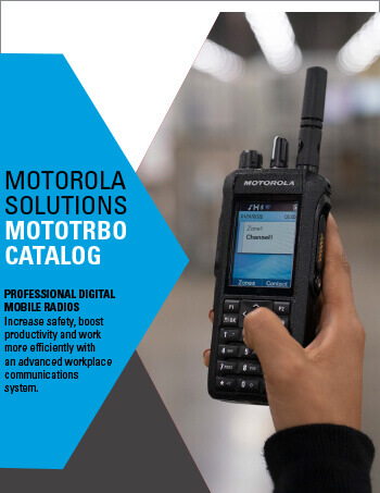 Download Our MOTOTRBO Catalog