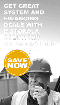 Motorola Two-way Radio Promotion Florida